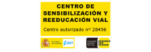 centro sensibilizacion autoescuela calderon